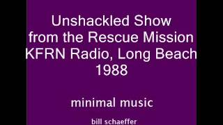 Video Unshackled Show from the Rescue Mission, 1988 download MP3, 3GP, MP4, WEBM, AVI, FLV Agustus 2017