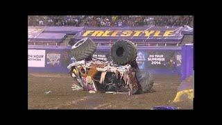 Zombie Freestyle   Monster Jam World Finals XV