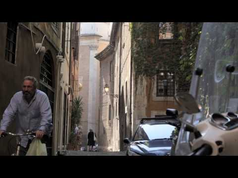 Free 4K Stock Footage - Rome Side Alley