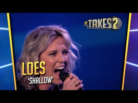 Loes Haverkort & Marcel Veenendaal - Shallow | It Takes 2