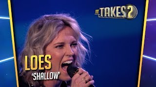 It Takes 2: Loes Haverkort & Marcel Veenendaal zingen Shallow