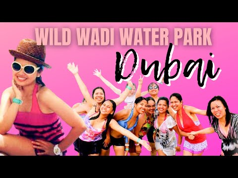 WILD WADI WATER PARK DUBAI | A MEMORIES TO KEEP | BEAUTY FOREVER08