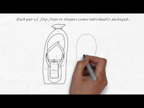 Fabelle-London Wedding flip flops and slippers