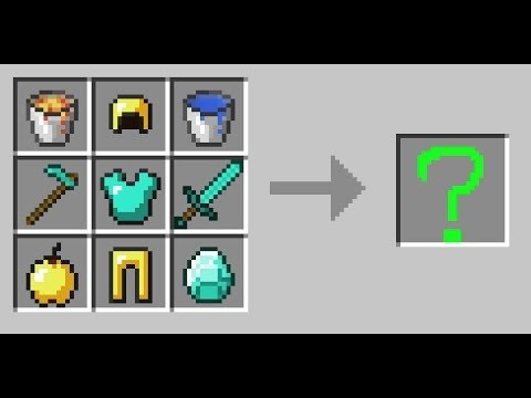 101 crazy minecraft crafting ideas 2 youtube for 101 crazy crafting ideas