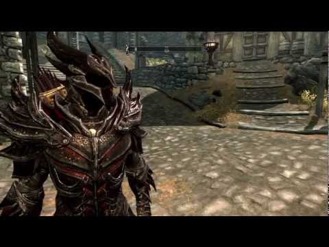 The Elder Scrolls V Skyrim Smithing Daedric Armour and Weapons
