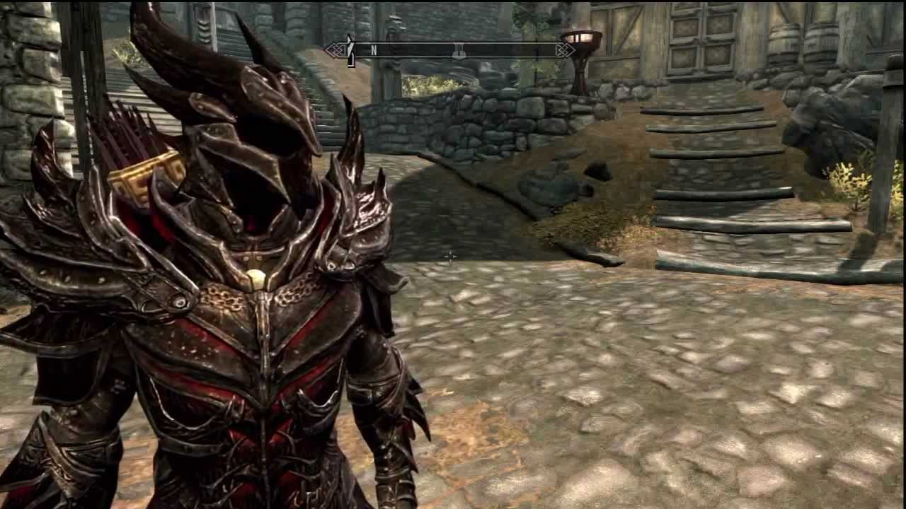 Elder Scrolls V Skyrim Daedric Armor Vs Dragon Armor Stats Comparison Youtube The elder scrolls iv oblivion: elder scrolls v skyrim daedric armor vs dragon armor stats comparison