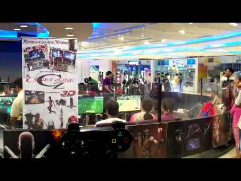 Best Franchise in Philippines - Cynetzone Gaming SM Cubao Mall Manila