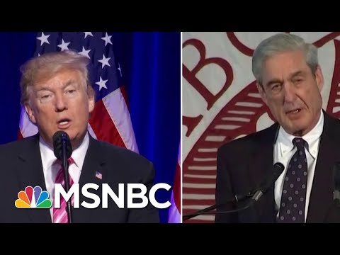 Tyler: Trump Will 'Fire Mueller Before He Can Get To Any Tangential Issues' | Velshi & Ruhle | MSNBC