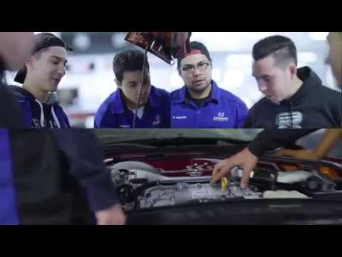 Southwest University Auto & Diesel 12 Video
