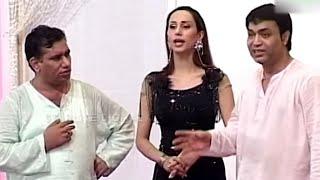 Best Of Nasir Chinyoti, Deedar and Asif Iqbal New Pakistani Stage Drama Full Comedy Clip
