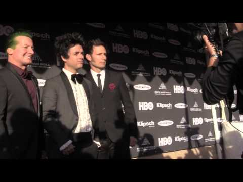 Red Carpet arrivals at the Rock and Roll Hall of Fame Inductions 2015