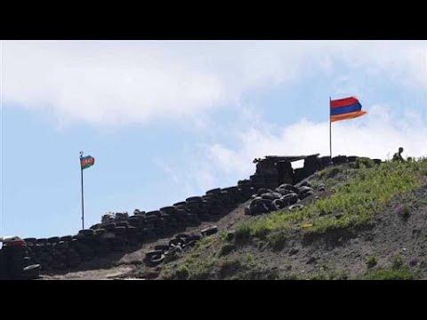 О демаркации границы между Азербайджаном и Республикой Армения и правовом вопросе.14-09-2021