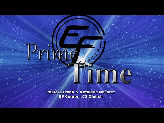 EF Prime Time: Episode 1 February 2018
