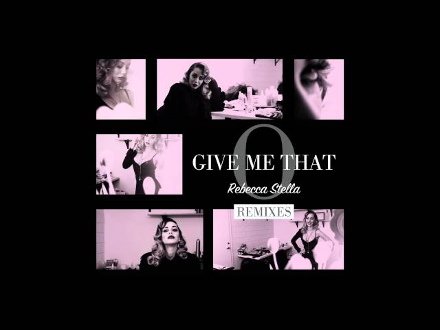 Rebecca Stella – Give Me That O (Promise Land Remix) (Cover Art)
