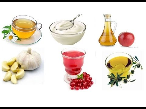 How To Cure Yeast Infection Naturally :  Natural Treatments and Remedies To Cure Yeast Infection