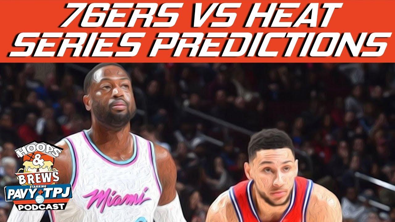 76ers vs Heat Series Prediction ...