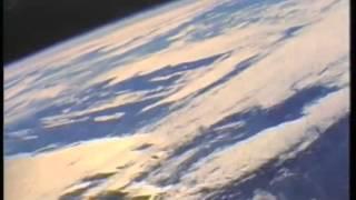 Apollo 7 over Mexico and Florida