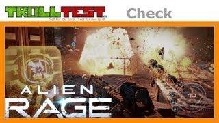 Alien Rage (PC): Gameplay-Check zum Sci-Fi-Shooter (Deutsch)