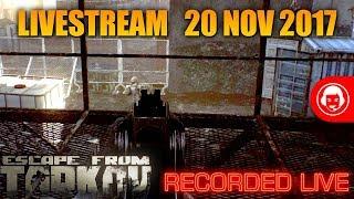 Livestream 20 Nov 2017 P1...