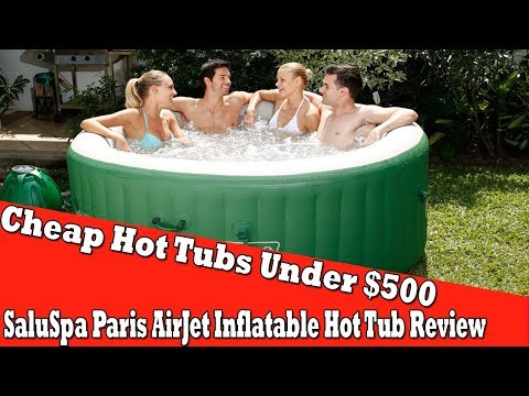 cheap-hot-tubs-under-$500---coleman-lay-z-spa-inflatable-hot-tub-review