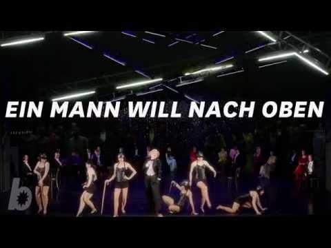 Ein Mann will nach oben: Die Frauen und der Träumer YouTube Hörbuch Trailer auf Deutsch