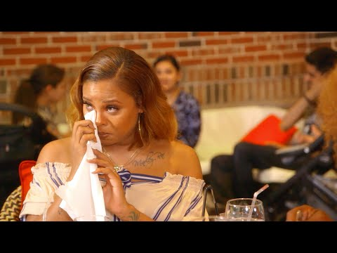 Eva Marcille Walks Out on Her Mom | Real Housewives Of Atlanta | Bravo