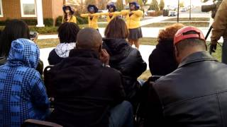 Fall 2014 Sigma Gamma Rho - Omicron Omicron Chapter New Member Presentation Thumbnail