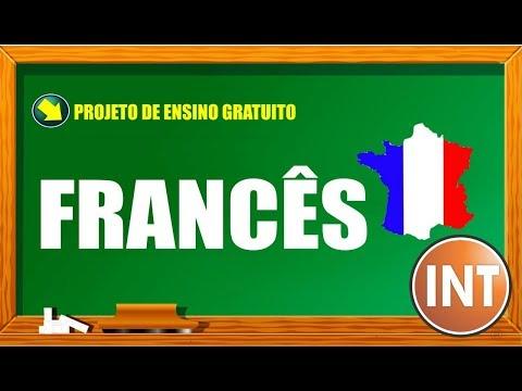 CURSO DE FRANCÊS