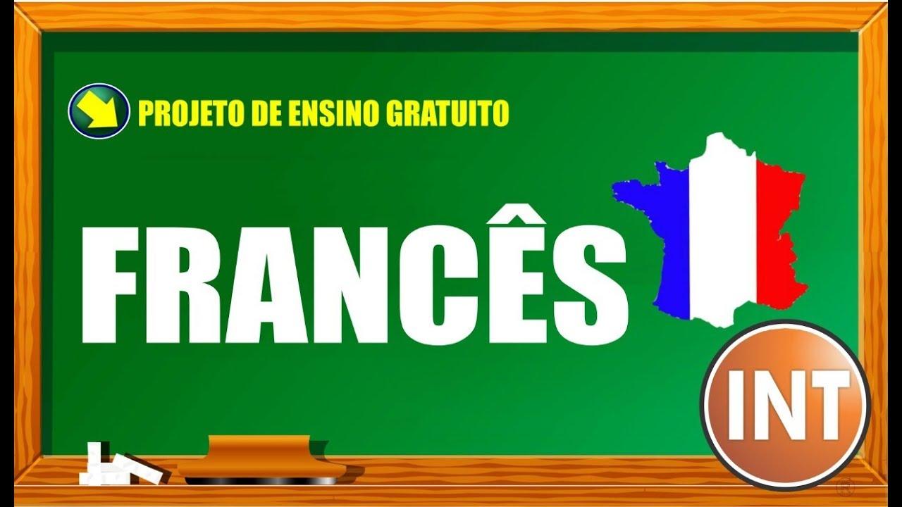 Curso De Frances Online Gratuito Aula 01 Certificado Opcional Youtube