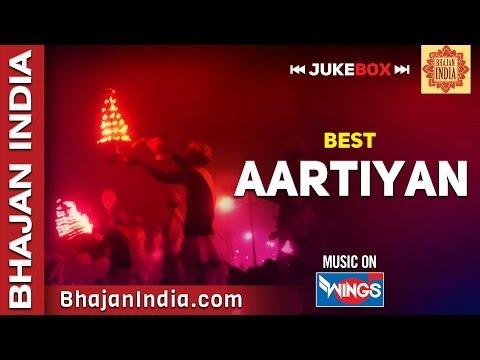 Top 15Aarti- Jai Ganesh Deva -Aarti Kije Hanuman Lala Ki- Om Jai Jagdish Hare -Aartiyan Song