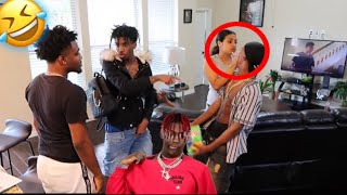 QUITTING YOUTUBE FOR RAP PRANK!!! ***must watch***