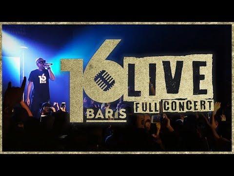 16 BARIS LIVE | Full Concert