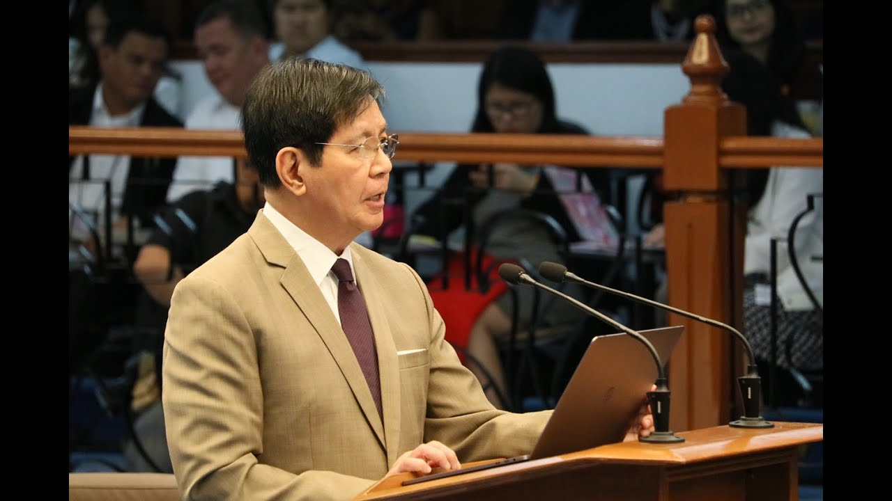 PhilWealth and Department of Wealth – PANFILO 'PING' LACSON