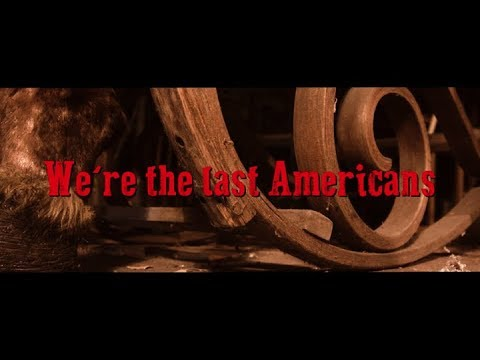 American Murder Song - The Last Americans (The Donner Party Album Lyrics Video)