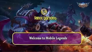 ML MOBILE LEGEND RINGTONES