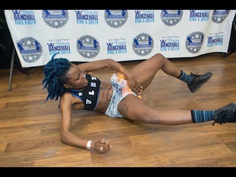 Florida Dancehall King and Queen 2016 (Full Competition)