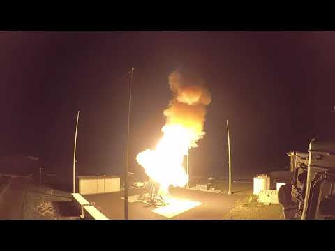 SM-3Block IIA destroys target in first intercept from land