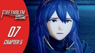Fire Emblem Warriors [Walkthrough #07] - Chapter 5: The Dragon's Table