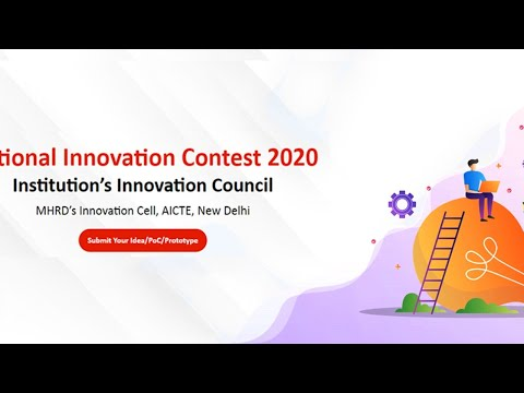 National Innovation Contest- Team lead live mentoring session by MIC.