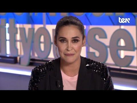 #TENdencias - Mar Flores, madrina del estreno #TENdencias1 | TEN thumbnail