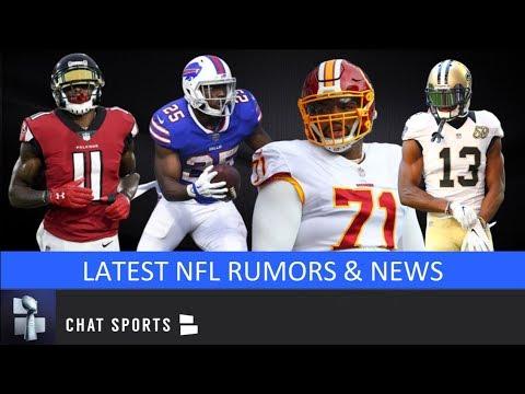 Bills cut six-time Pro Bowl running back LeSean McCoy, per reports