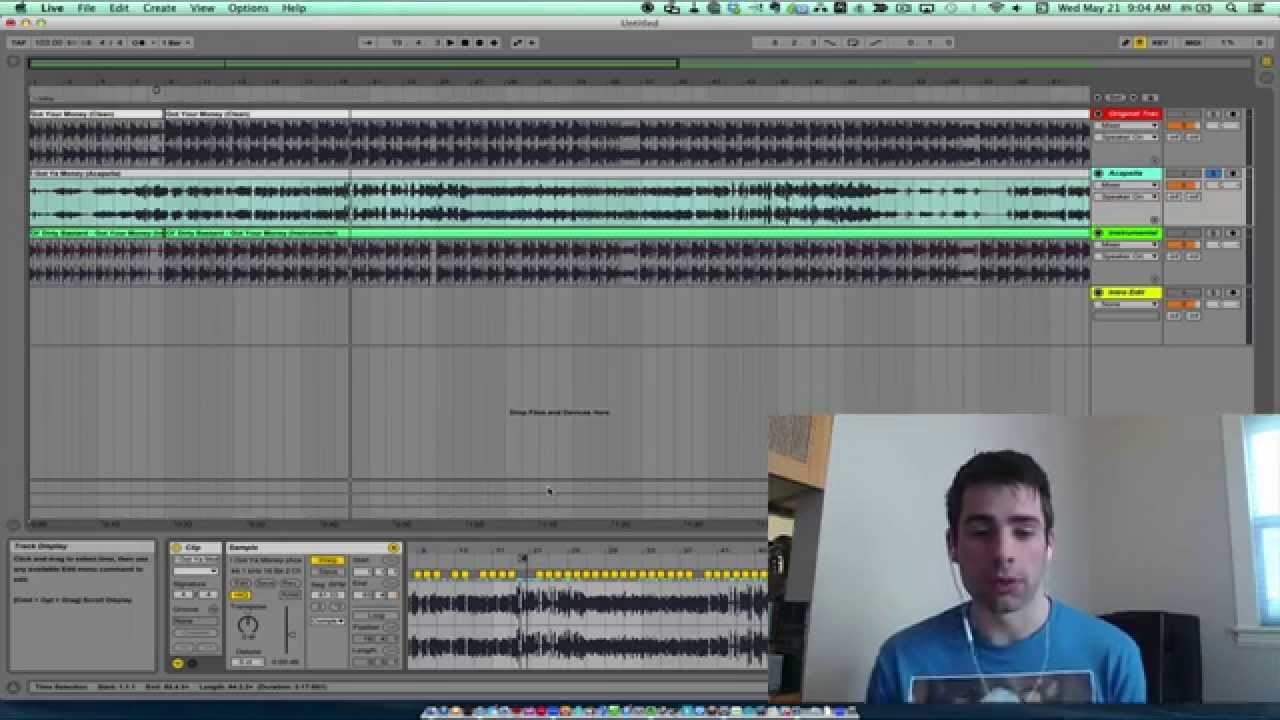 How to Make a DJ Intro Edit With Ableton Live