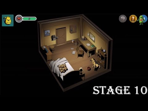 Doors & Rooms 3 Chapter 2 Stage 10 Walkthrough - D&R 3 Stage 2 - 10 ...