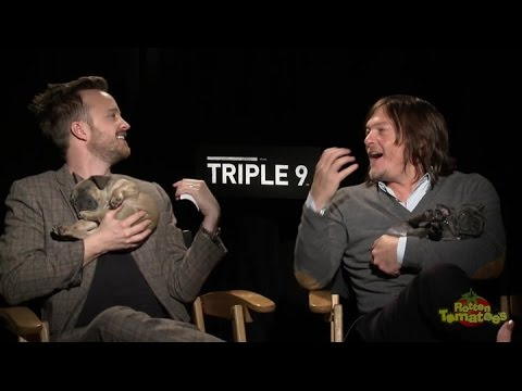 """Play """"Guess the Police Scanner Code?"""" With The Cast of Triple 9"""