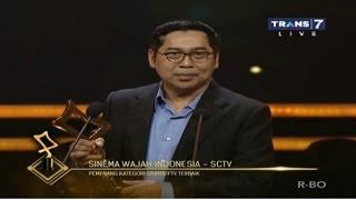anugerah kpi 2016 pemenang kategori drama ftv terbaik sinema wajah indonesia sctv