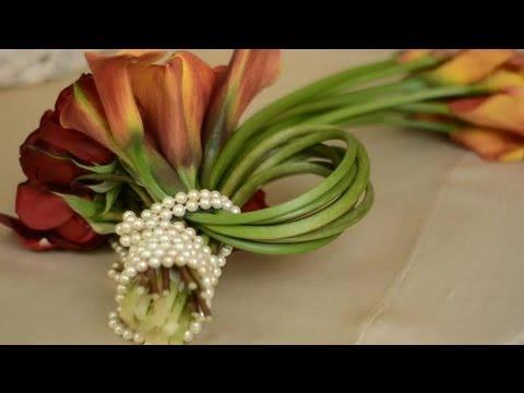 R aliser bouquet amaryllis doovi for Fleurs amaryllis bouquet