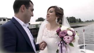 Армянская свадьба в Сургуте Артур и Диана 01 07 2016г
