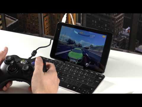 Dell Venue 8 Pro Gaming Test (Deutsch) | tabtech.de