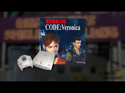 Gameplay : Resident Evil Code Veronica [Dreamcast]