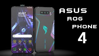 Asus ROG Phone 4  First Look, Official Introduction Trailer Concept,
